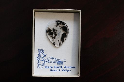 Custom Made Stone Guitar Pick