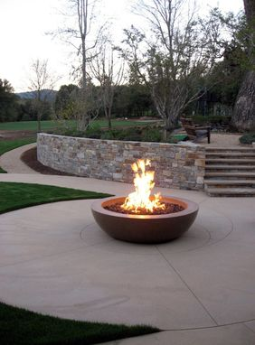 Custom Made Diablo Firebowl
