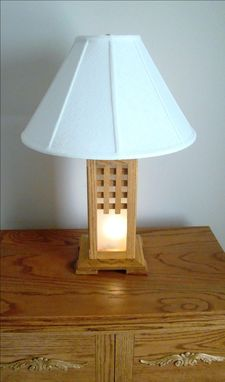 Custom Made Mission Lantern Lamp
