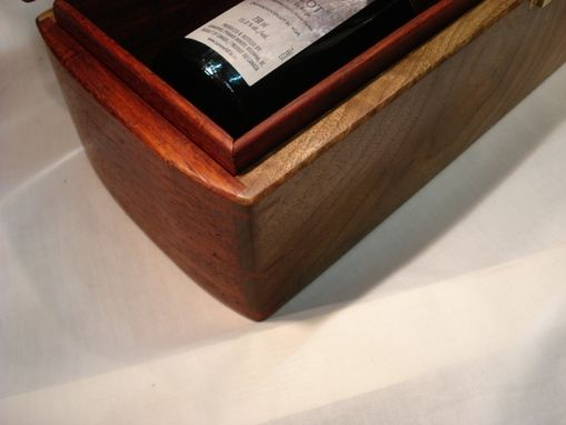 Custom Made Custom Wine Box