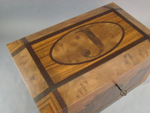 Custom Made Custom Built Humidor