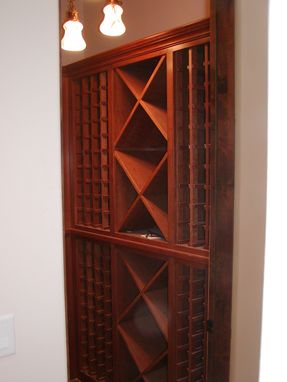 Custom Made Winerooms
