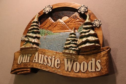 Custom Made Custom Carved Wood Signs | Home Signs | Cabin Signs | Cottage Signs