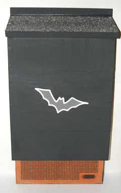 Custom Made Bat House