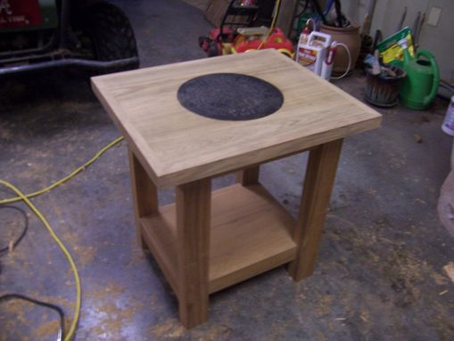 Custom Made Outdoor Teak Table