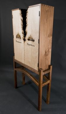 Custom Made Voting Booth