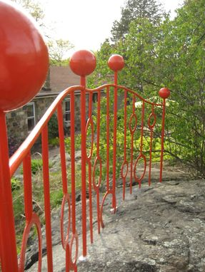 Custom Made Lollipop Fence