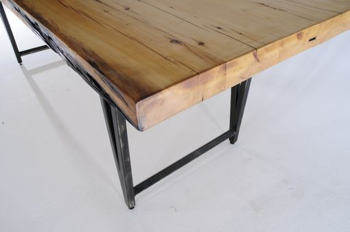 Custom Made Reclaimed Wood Table #2