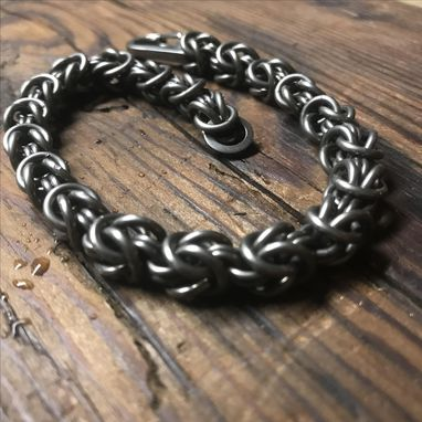 Custom Made Titanium Knuckle Chain