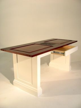 Custom Made Recycled Desk