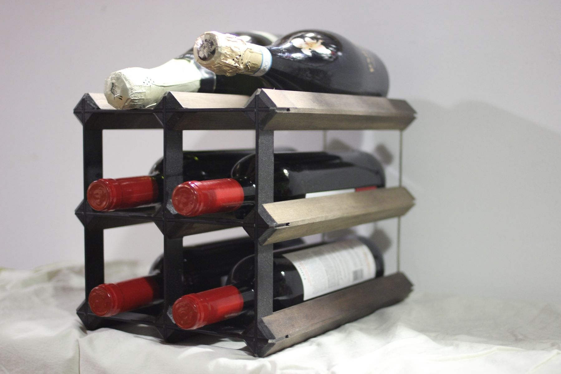 out shop racks hr pull and your countertop for rack bedroom storage wine countertops kitchen