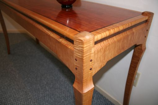 Custom Made Samurai Hall Table