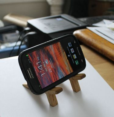 Custom Made Smart Phone Tablet Stands