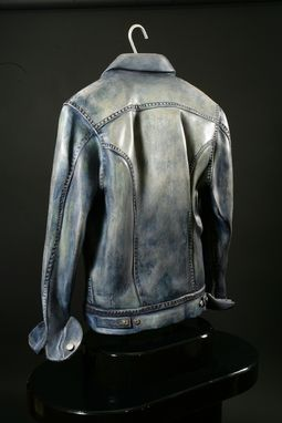 Custom Made Diesel Jean Jacket
