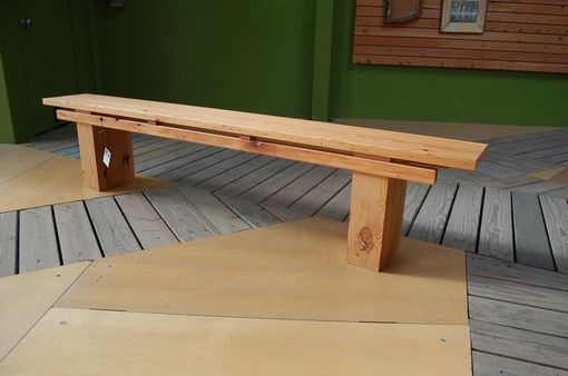 Custom Made Runnar Bench