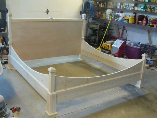 Custom Made Custom Bedframe
