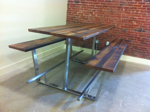 "Custom Made Custom ""Picnic"" Table"