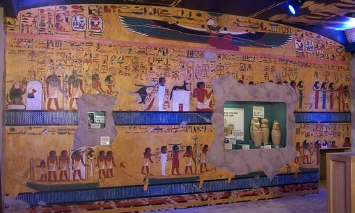Custom Made Treasures Of The Earth (Seti's Tomb)