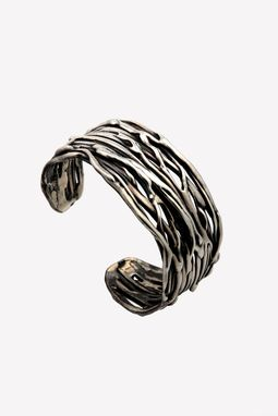 Custom Made Sterling Silver Cuff, Branch Series ( Several Sizes)