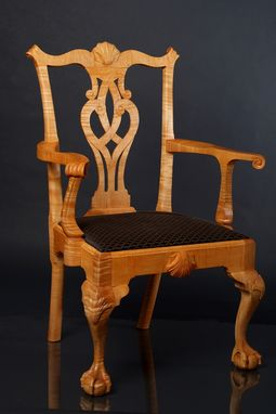 Custom Made Pennsylvania Arm Chair