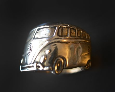 Custom Made Wrap Classic Car Ring