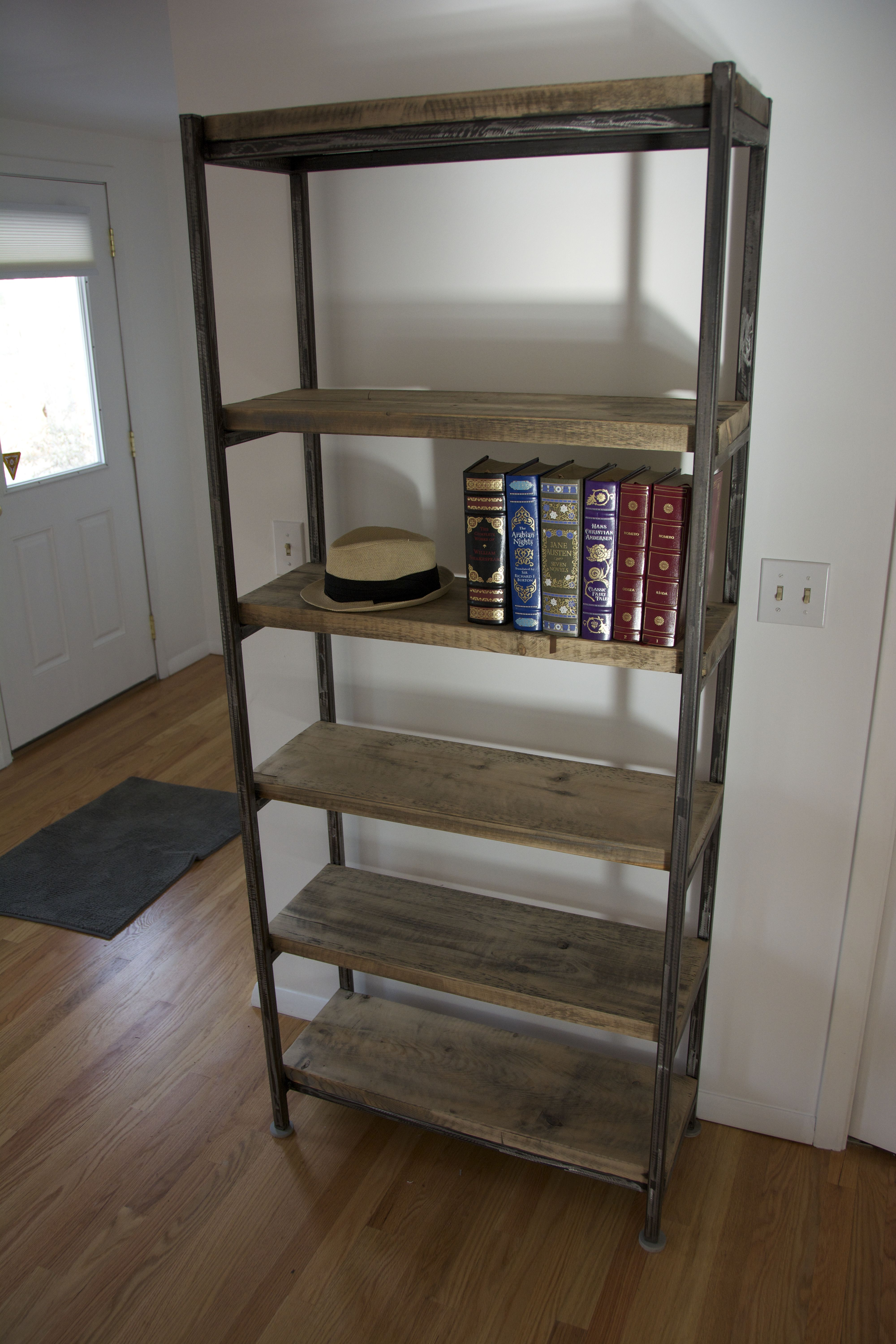 bookshelf you barritt of and darbylanefurniture amazing wood bookcase coaster metal must antique types com bookcases have