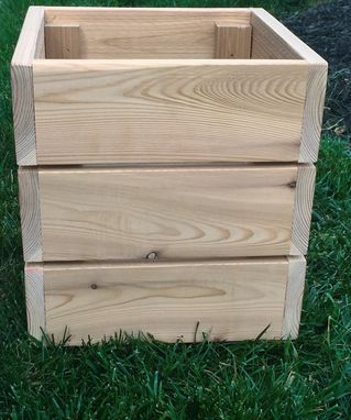 Custom Made Outdoor Planter Box