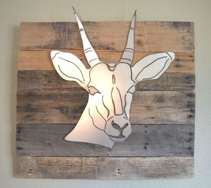 Custom Made Antelope - Heads Of Africa