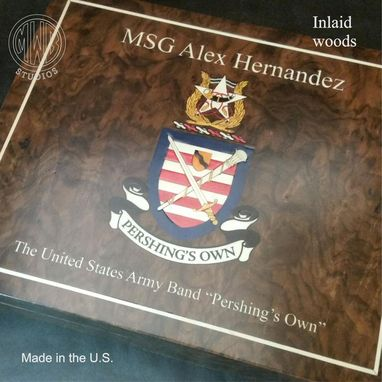 Custom Made Handcrafted Humidor's Made In The U.S.  Hd24