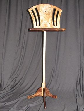 Custom Made Music Stand