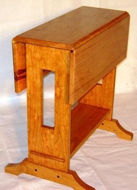 Custom Made Stickley Drop Leaf Table