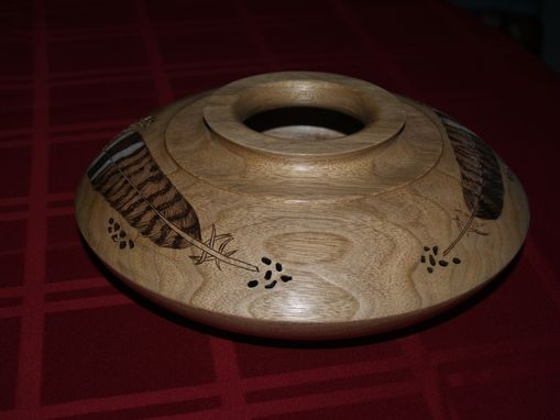 Custom Made Segmented Woodturning