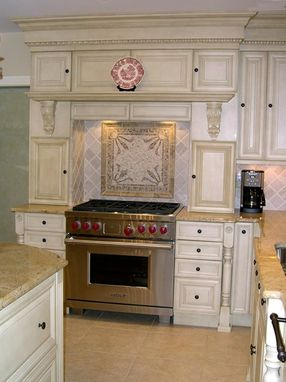 Custom Made Luxury Traditional Kitchen