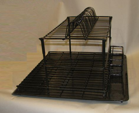 Custom Made 2 Tier Dish Drying Rack