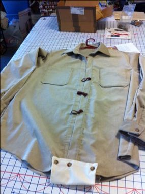 Custom Made Rifleman Chuck Conners Remake Shirt