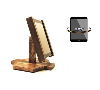 Custom Made Swiveling Ipad Stand