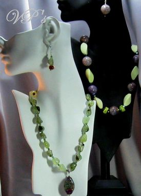 Custom Made Vp's Jewelry Fashion Necklace And Earring Sets