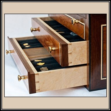 Custom Made Display Case For Men's Or Women's Jewelry