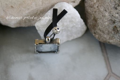 Custom Made Wedding Photo Memory Pin / Honor Someone Special / Men's Lapel Pin