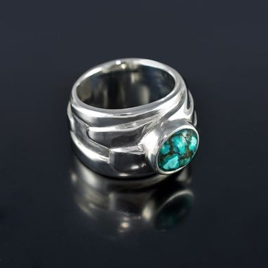 Custom Made Turquoise Ring