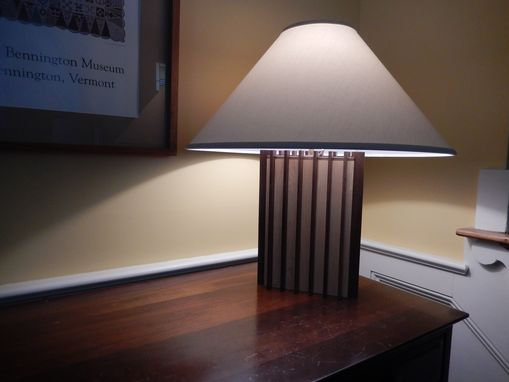 Custom Made Bennington Table Lamp