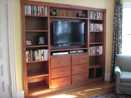 Custom Made Entertainment Unit