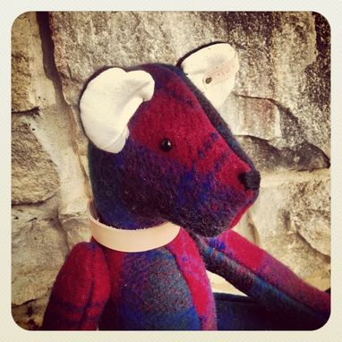 Custom Made Ralph -- The Large Vintage Bear
