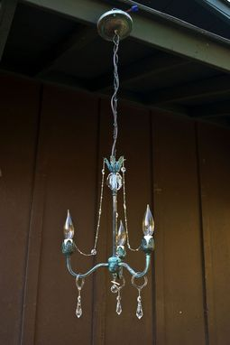 Custom Made Wedding Chandelier