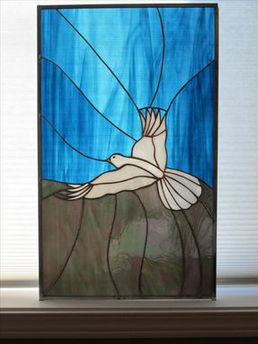 Custom Made Dove Window