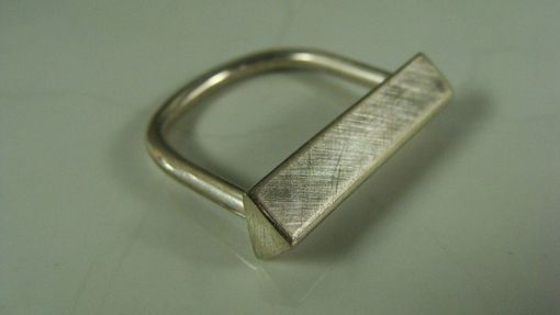 Custom Made Bar Ring