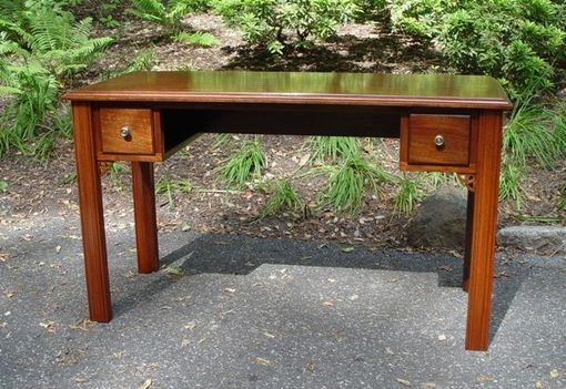 Custom Made Chippendale Desk