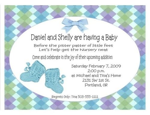 Custom Made Fun And Playful Baby Shower Invitation To Be Customized For Your Event Listing Stats