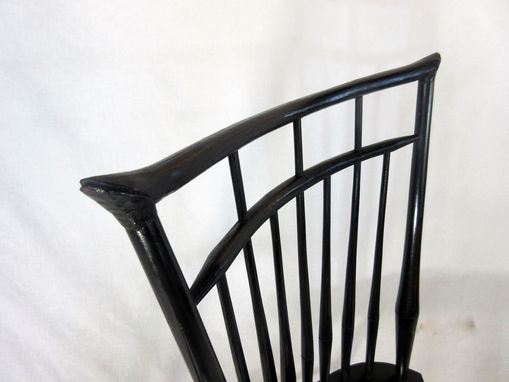 Custom Made Bird Cage Side Chair