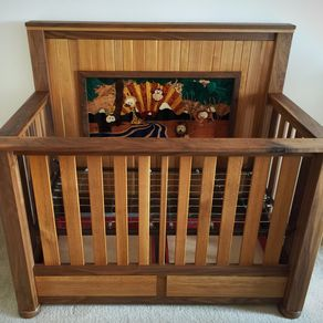 Custom Nursery Cribs & Cradles   CustomMade.com